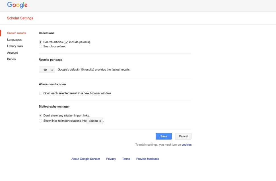 Google Scholar (Step 2)
