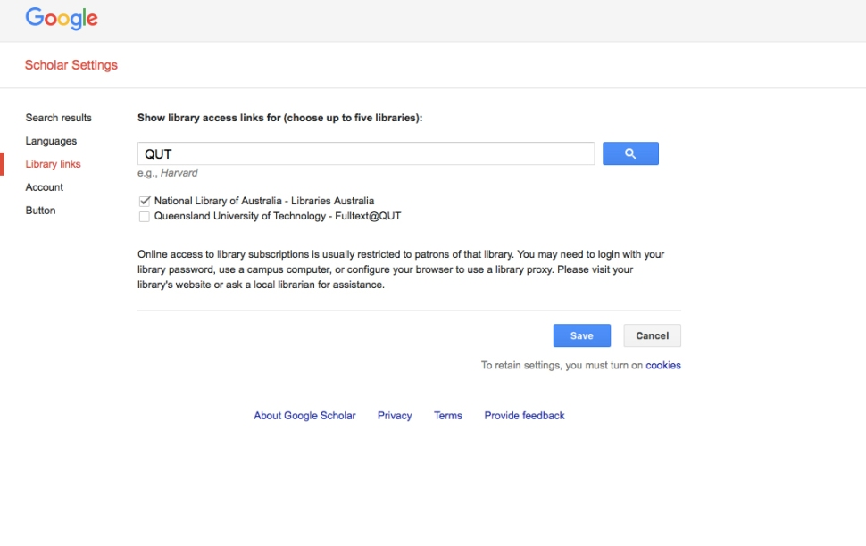 Google Scholar (Step 4)