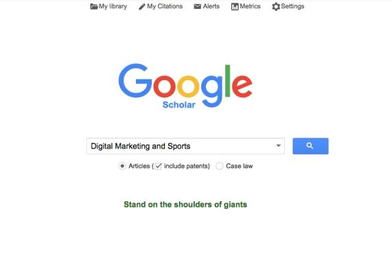 Google Scholar (Step 6)