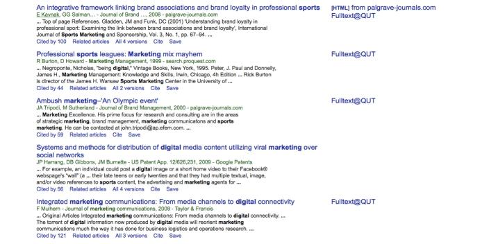 Google Scholar (Step 7)